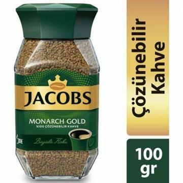 Picture of Jacobs Monarch 100 gr (Kavanoz)