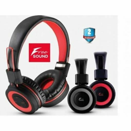 Free Sound Bluetooth Kulaklık Resmi