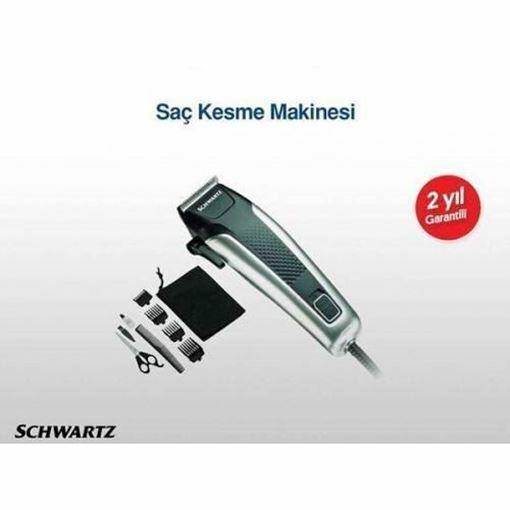 Schwartz SWT-7035 Gümüş Tıraş Makinesi Resmi