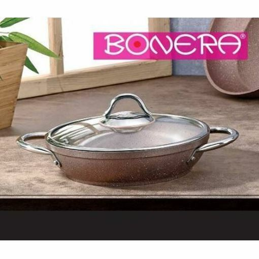 Bonera Pro Plus Omelette 22 Cm Kapaklı Sahan Resmi