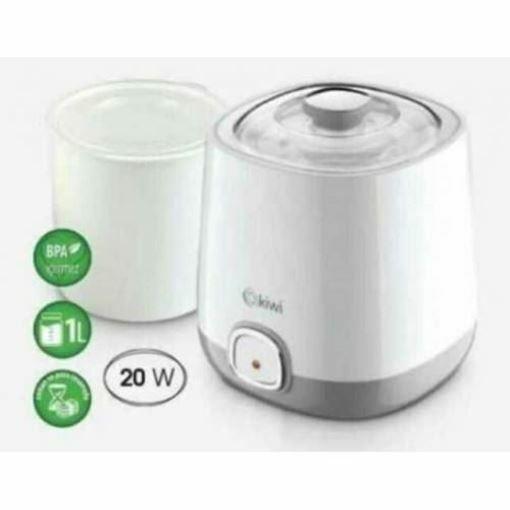 Kiwi KYM-7205 Beyaz Yoğurt Makinesi Resmi
