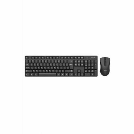 Philips C602 Kablosuz Klavye Mouse Set Resmi