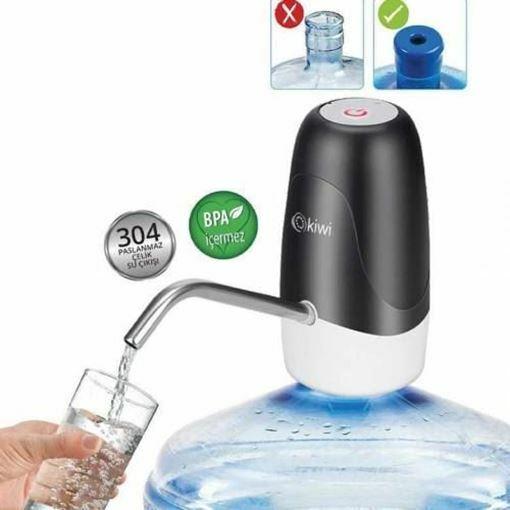 Kiwi KWP-8510 şarjlı su pompası Resmi