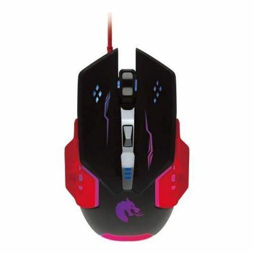 Polosmart PGM03 LED Işıklı Oyuncu Mouse + Mousepad Resmi