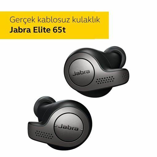 Jabra Elite 65T Bluetooth 5.0 Kulak İçi Kulaklık Resmi