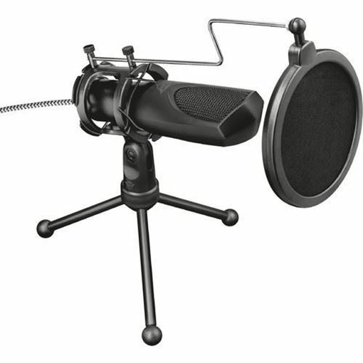 Trust 22656 Mantis GXT 232 Streaming Mikrofon Resmi