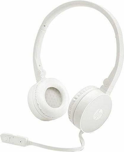 HP Stereo Kulaklık H2800 Beyaz 2AP94AA Resmi
